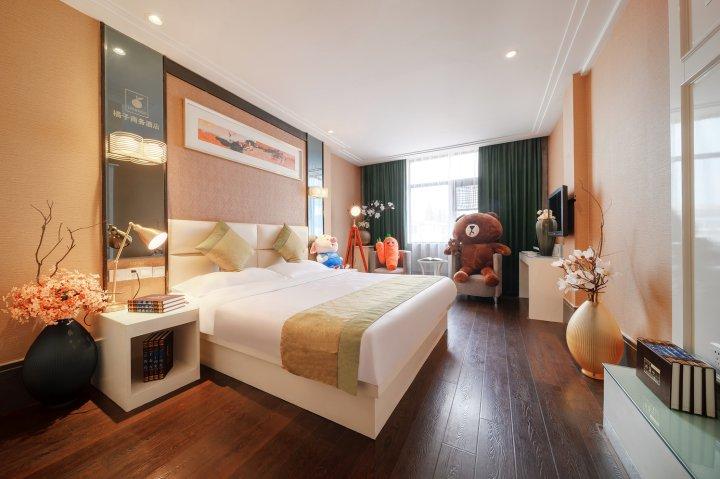 阜阳橘子商务酒店