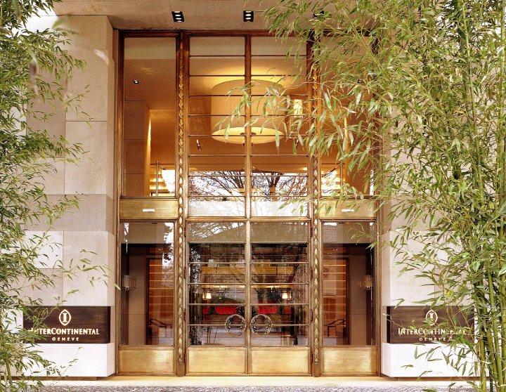 日内瓦洲际酒店(InterContinental Geneva)