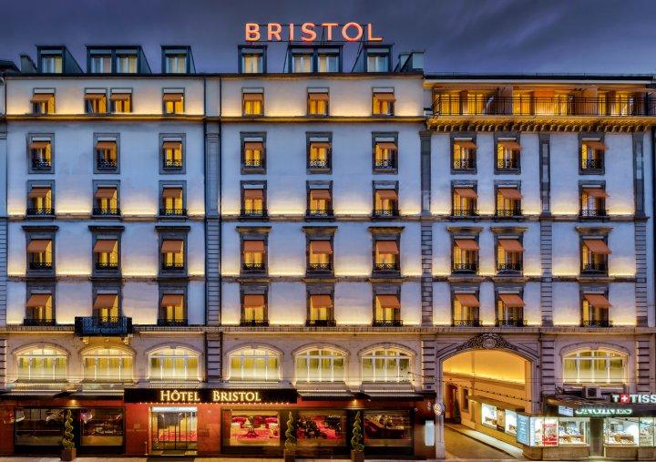 布里斯托尔酒店(Hotel Bristol Geneva)