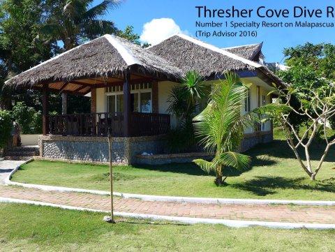 特来斯尔湾潜水度假村(Thresher Cove Dive Resort)