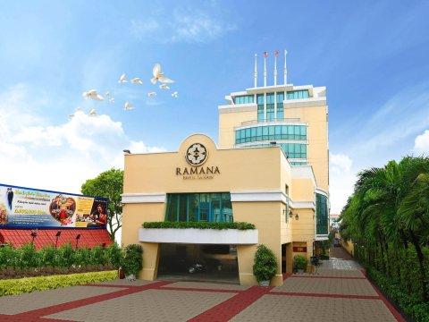 胡志明市西贡华美娜酒店(Ramana Hotel Saigon Ho Chi Minh City)