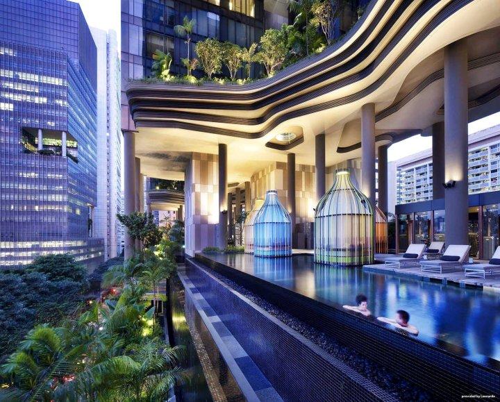 新加坡皮克林宾乐雅臻选酒店(PARKROYAL COLLECTION Pickering, Singapore)