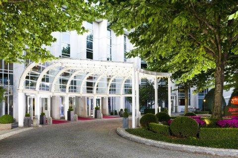 慕尼黑万豪酒店(Marriott Hotel Munich)