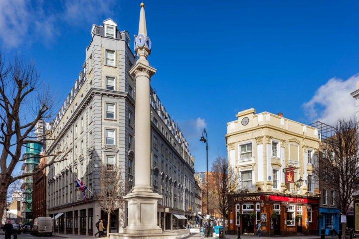 伦敦默瑟街爱德华丽笙酒店(Radisson Blu Edwardian Mercer Street London)