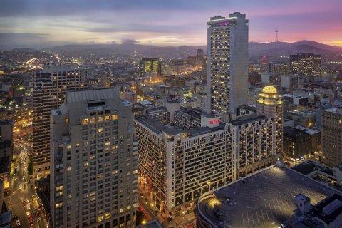 旧金山联合广场希尔顿酒店(Hilton San Francisco Union Square)