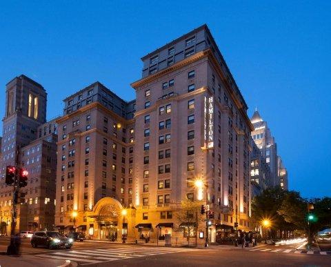 华盛顿特区汉密尔顿酒店(Hamilton Washington DC)