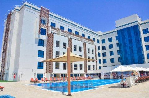 艾因瑞汉希里罗塔纳酒店(Hili Rayhaan by Rotana Al Ain)