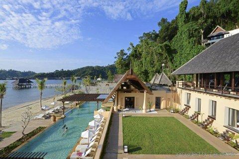 加雅岛度假村(Gaya Island Resort)