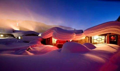 雪乡雪沐·暖阳民宿