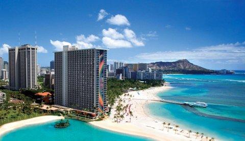 夏威夷希尔顿威基基海滩度假村(Hilton Hawaiian Village Waikiki Beach Resort)
