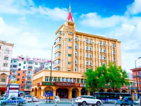 星程酒店(牡丹江火车站店)