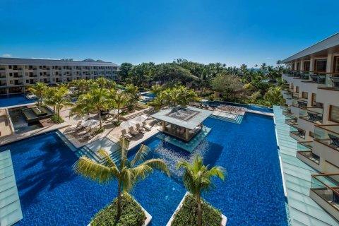 薄荷岛汉娜度假村(Henann Resort Alona Beach Bohol Island)