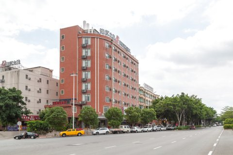 锦江之星(泉州东海泰禾广场店)
