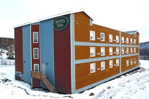 伊努维克新星旅馆(Nova Inn Inuvik)