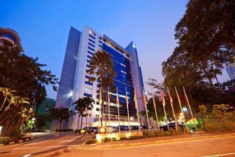 新加坡RELC国际酒店(Staycation Approved)(Relc International Hotel Singapore (Staycation Approved))
