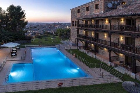 西班牙古堡酒店 — 托莱多(Parador de Toledo)