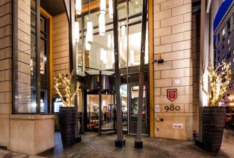 圣马丁别墅酒店(Le St-Martin Hotel Centre-Ville – Hotel Particulier)