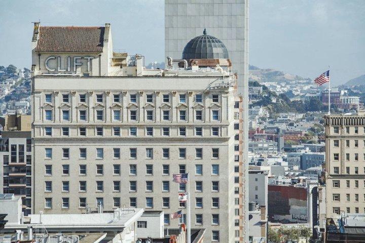 克里夫特皇家索内斯塔酒店(The Clift Royal Sonesta Hotel)