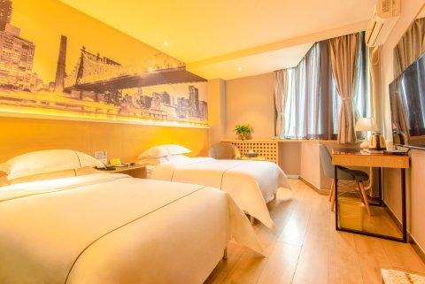 昆仑乐居商务酒店(郑州花园路国贸360店)