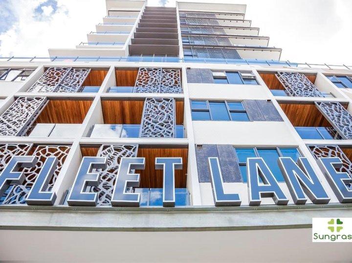 布里斯班舰队巷公寓(Fleet Lane Apartments Brisbane)