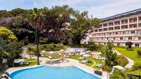 里斯本奥里斯波拉帕宫殿酒店-立鼎世酒店集团(Olissippo Lapa Palace Lisboa-The Leading Hotels)
