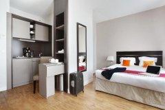 艾克斯普罗旺斯奥德利市莱弗洛里迪安内斯酒店(Odalys City Aix en Provence les Floridianes)