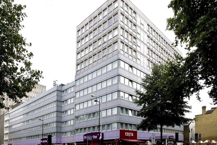 普瑞米尔伦敦尤斯顿酒店(London Euston)