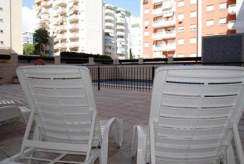马尔布劳公寓瓦里厄斯 2 居酒店(Marblau Apartamentos Varios 2 Bedrooms)