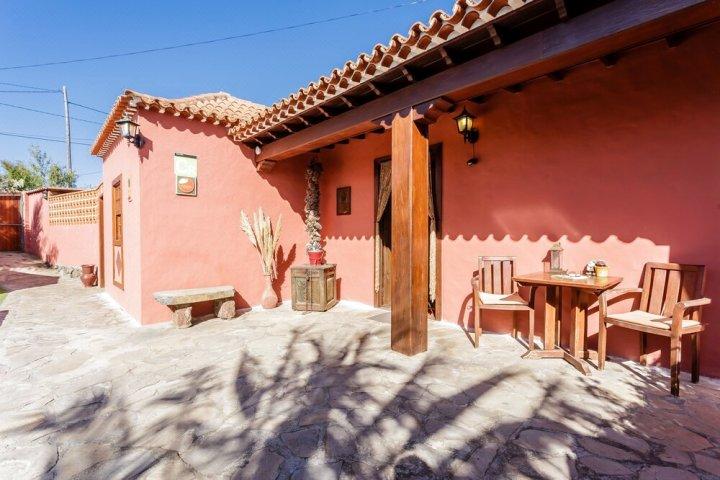美丽岛屿埃尔滕达尔乡村民宿(Casa Rural El Tendal by Isla Bonita)