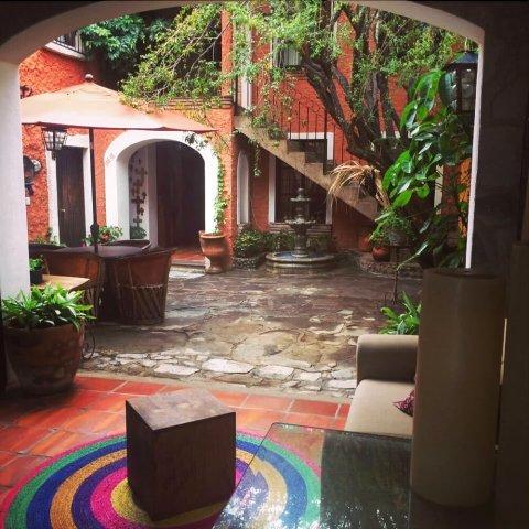 圣人圣迭戈酒店(Hotel Santo Santiago)