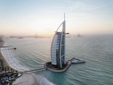 卓美亚帆船酒店(Burj Al Arab Jumeirah)