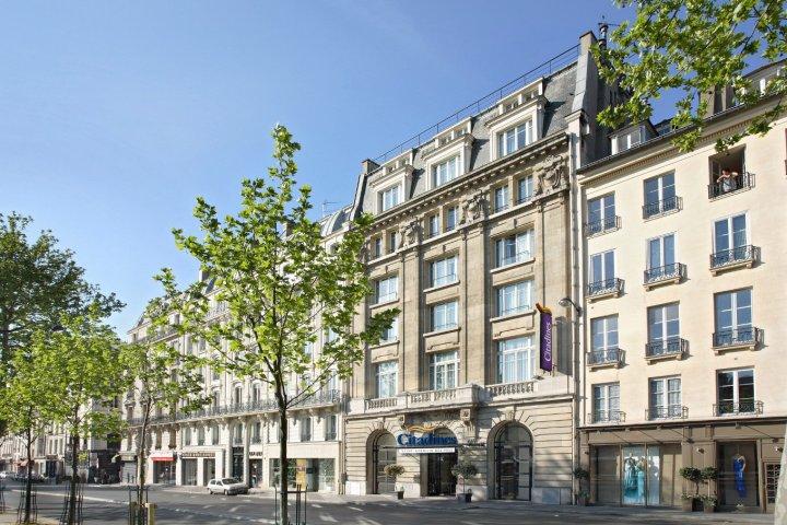 巴黎馨乐庭塔迪圣日耳曼德佩区服务公寓(Citadines Saint-Germain-Des-Prés Paris)