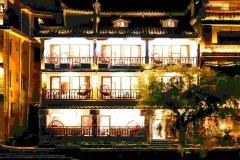溪桥夜语江景民宿(凤凰大柳树店)