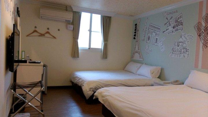 台南驿家旅店(EasyInn Hotel&Hostel)