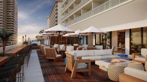 太平洋海滩酒店(Alohilani Resort Waikiki Beach)