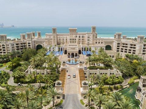卓美亚古堡酒店 – 皇宫(Jumeirah Al Qasr at Madinat Jumeirah)