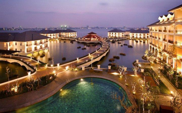 河内西湖洲际酒店(InterContinental Hanoi Westlake, an Ihg Hotel)