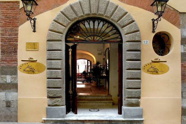 瑞莱斯奥洛罗吉奥酒店(Hotel Relais Dell'Orologio)