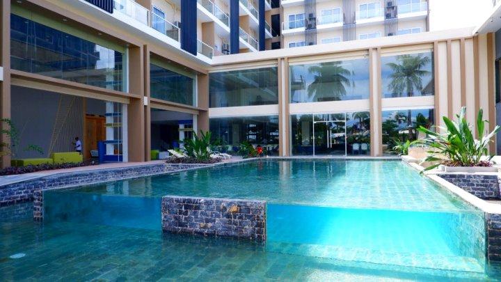 麦克坦索雷棕榈度假酒店(Solea Palm Mactan Resort)