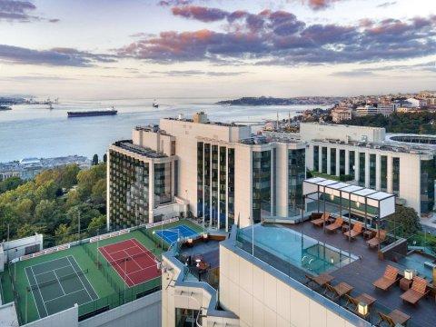 伊斯坦布尔博斯普鲁斯瑞士酒店(Swissotel the Bosphorus Istanbul)