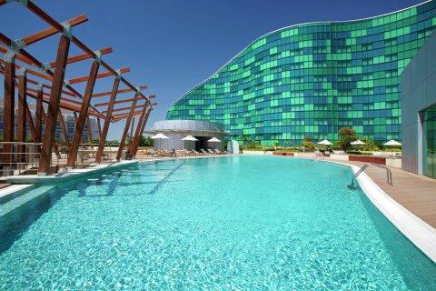 希尔顿首都大阿布扎比酒店(Hilton Capital Grand Abu Dhabi)