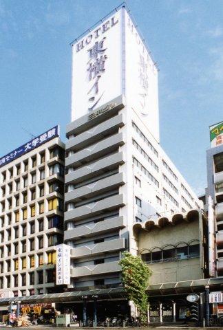 东京蒲田 1 号东横 INN(Toyoko Inn Tokyo Kamata No.1)
