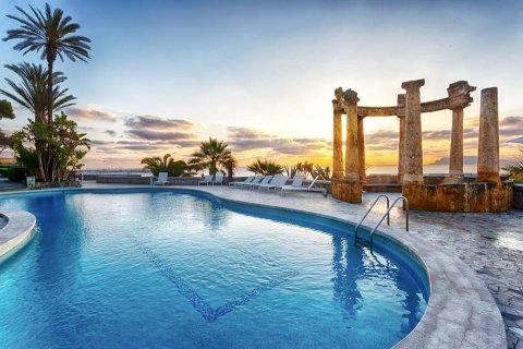 伊吉亚罗克福特别墅酒店(Rocco Forte Villa Igiea)