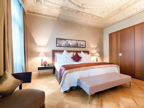 苏黎世派罗根斯罗斯莱昂纳多酒店(Alden Suite Hotel Splügenschloss Zurich)