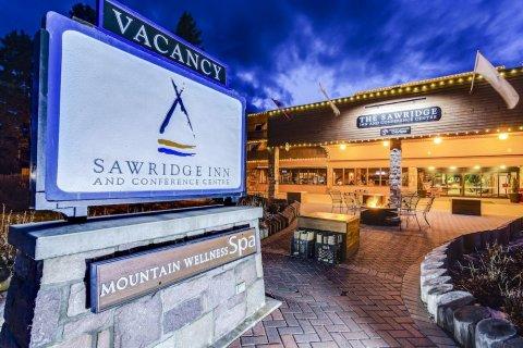 萨瓦瑞贾斯珀酒店及会议中心(Sawridge Inn & Conference Centre Jasper)