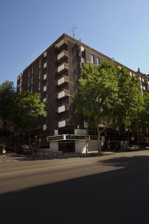 马德里阿古玛酒店(Hotel Agumar Madrid)