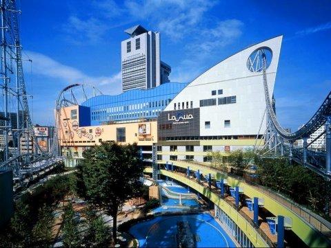 东京巨蛋酒店(Tokyo Dome Hotel)