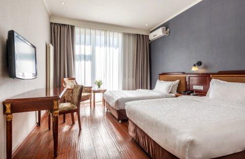 北京且亭山水酒店