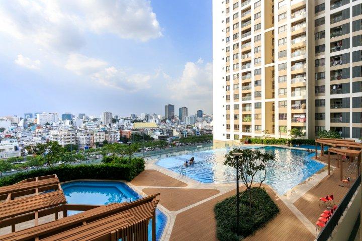 森斯2号旅馆-金景公寓(Sens House 2 - The Goldview Apartments)