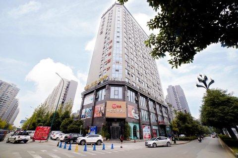 怡莱精品酒店(成都甲居艺井植物园地铁站店)